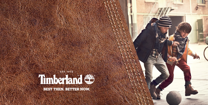 promotion timberland