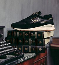 Коллаборация Footpatrol x New Balance M1500FPK 'Encyclopaedia'