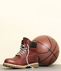 Timberland 6'' Football Leather